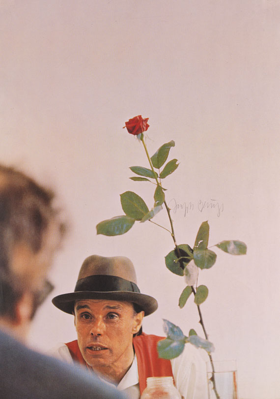 Joseph Beuys - Offset in colors