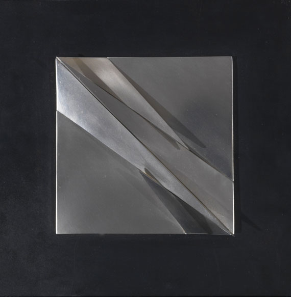 Erich Hauser - stainless steel