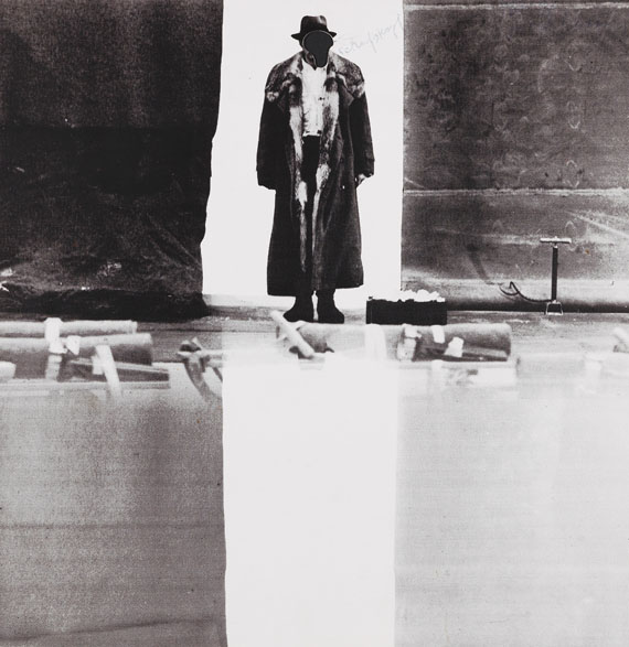 Joseph Beuys - Silkscreen